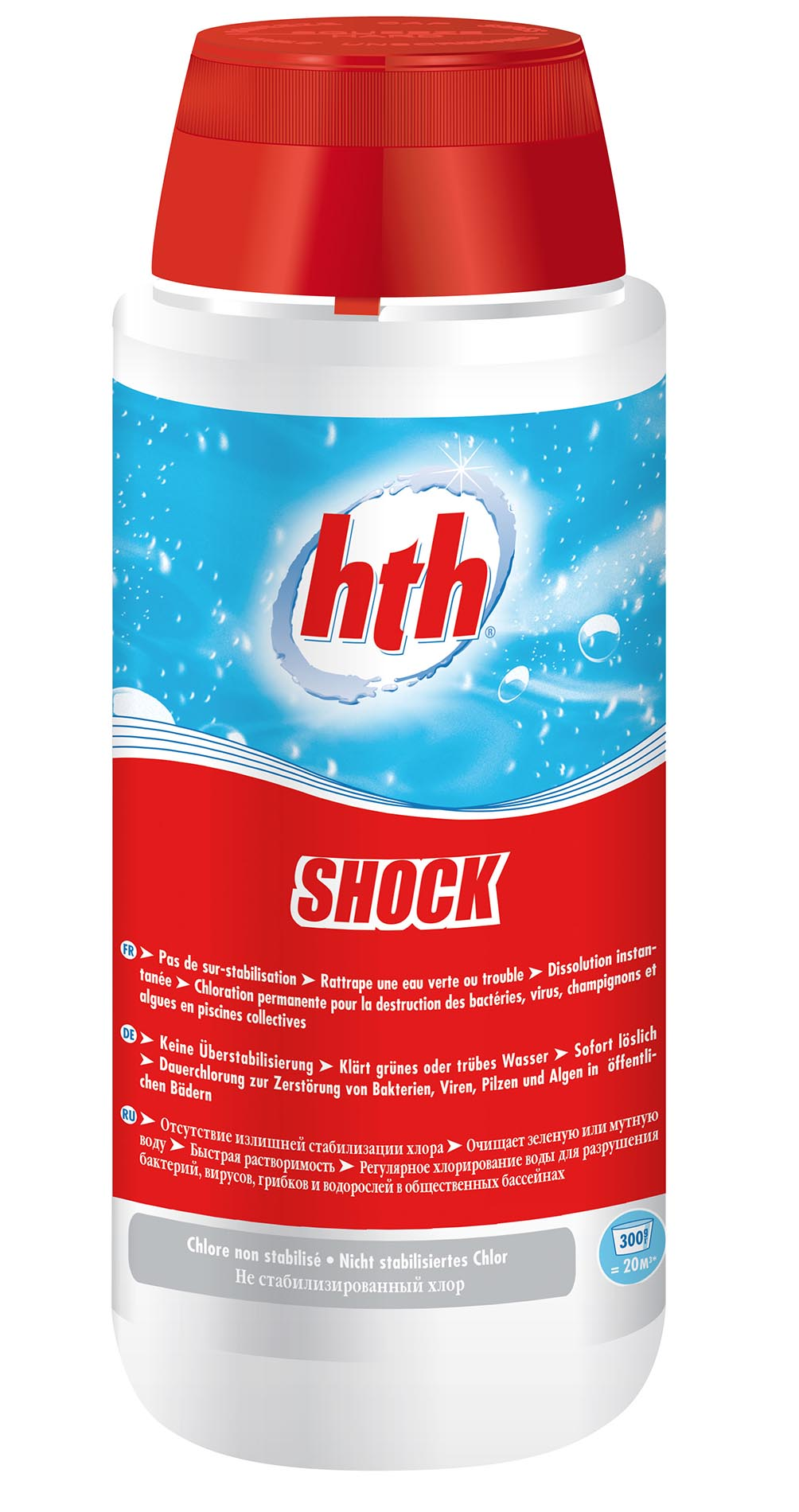 HTH Shock Powder
