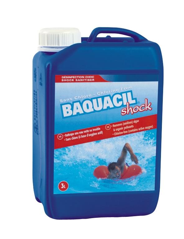 Baquacil Shock