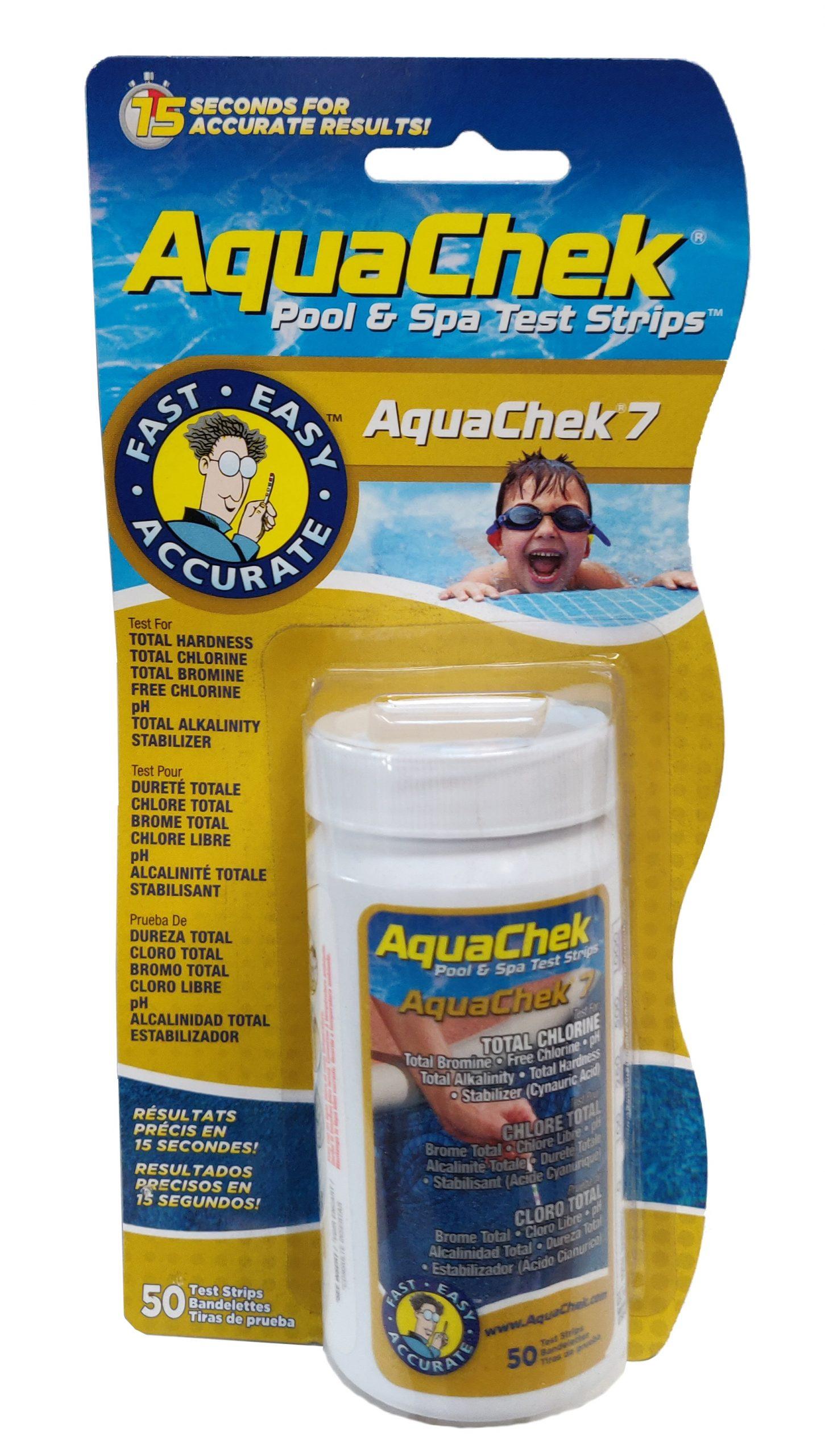 AquaChek 7 Teststrips